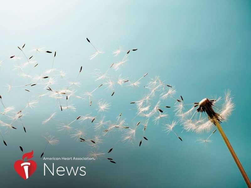 AHA news: A look at allergies and heart health, with tips to endure pollen season amid coronavirus fears