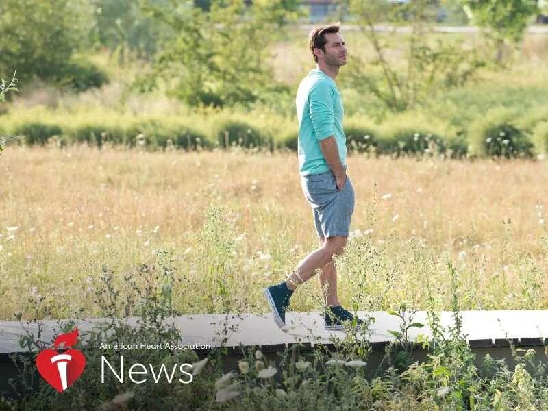 AHA news: amid coronavirus crisis, exercise caution when exercising outdoors