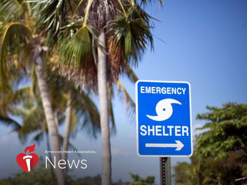 AHA news: as hurricane season and pandemic collide, here's how to stay safe