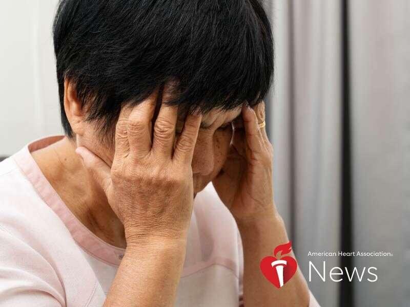 AHA news: despite same symptoms, men and women don't always get same mini-stroke diagnosis