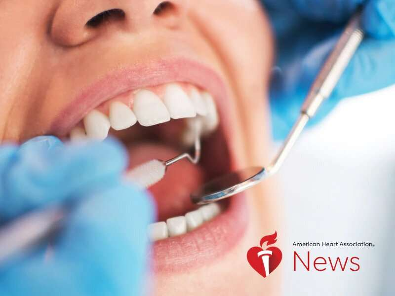 AHA news: need another reason not to vape? your oral health is at risk