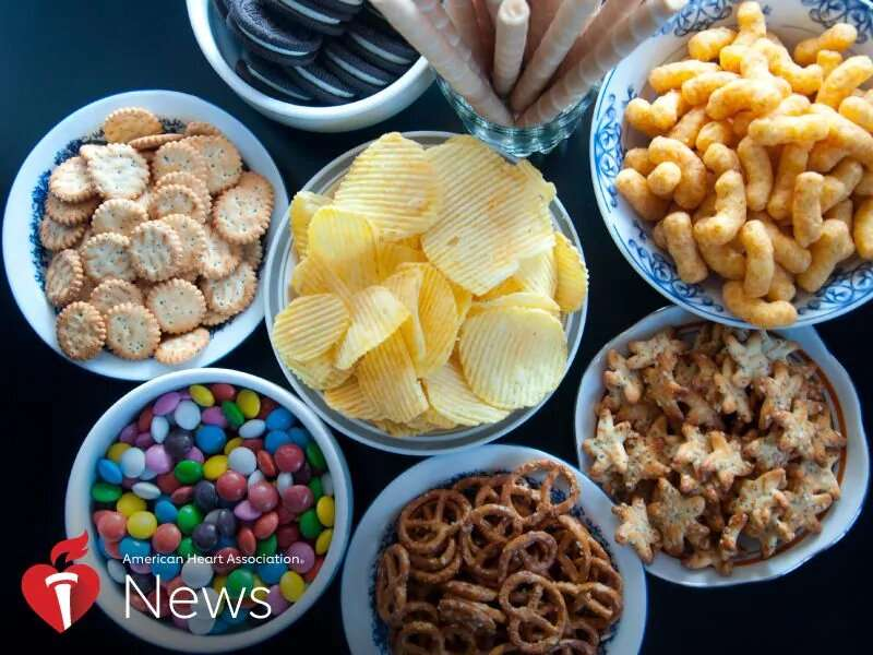 AHA news: processed vs. ultra-processed food, and why it matters to your health