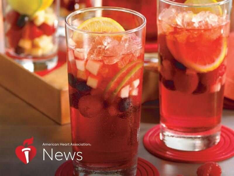 AHA news: ring in the new year with a 'Mocktail'