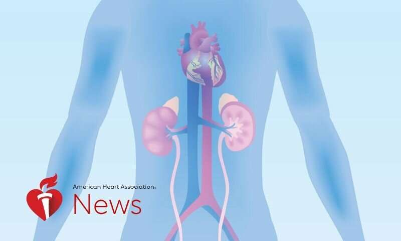 AHA news: the connection between diabetes, kidney disease and high blood pressure
