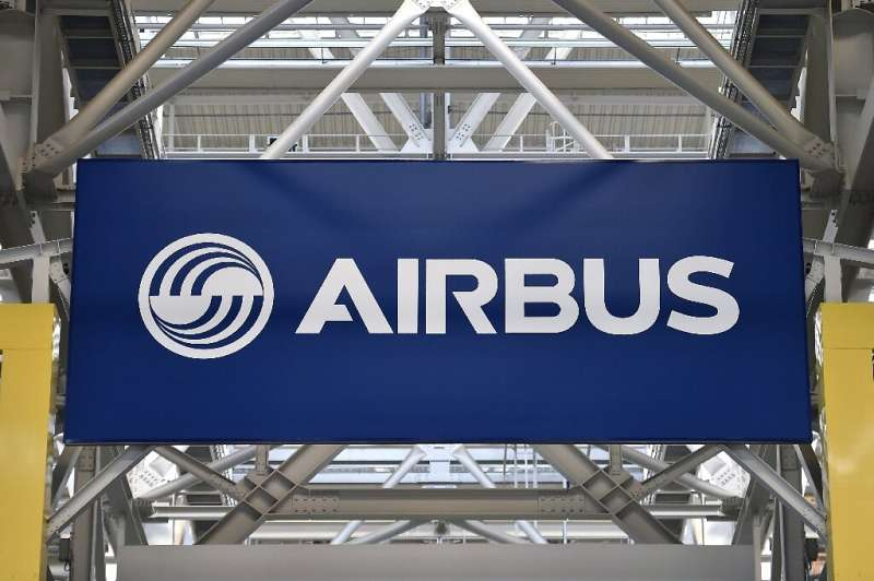 "Airbus is ""now revising its production rates downwards to adapt to the new coronavirus market environment,"" the compan"