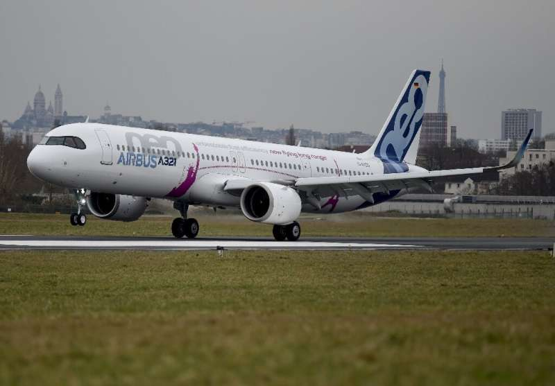 Airbus's A321 jets, the largest in its A320 family of single-aisle planes, have proven hugely popular with airlines