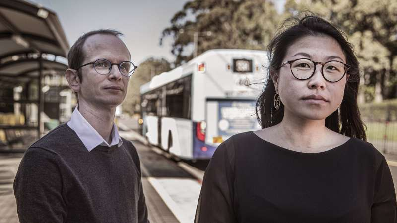 AI research to aid women's safety on public transport