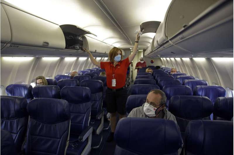 Airlines, unions running out of time to get more federal aid