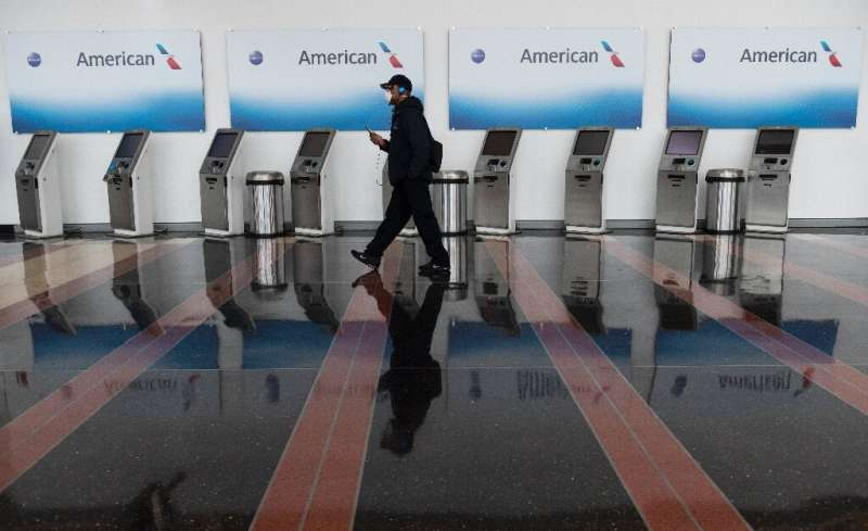 Airline travel remains depressed, but the US Treasury has stepped in to help seven airlines weather the pandemic storm, includin