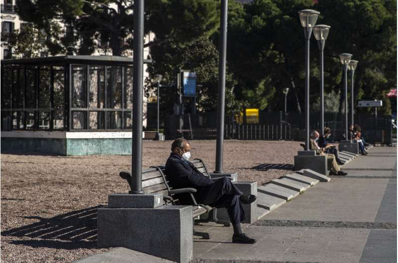 Air quality up in some EU cities during pandemic lockdown