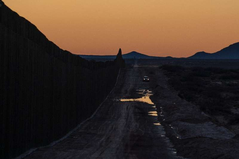 A lawsuit filed by environmental groups says that further construction on the US-Mexico border wall would harm endangered specie