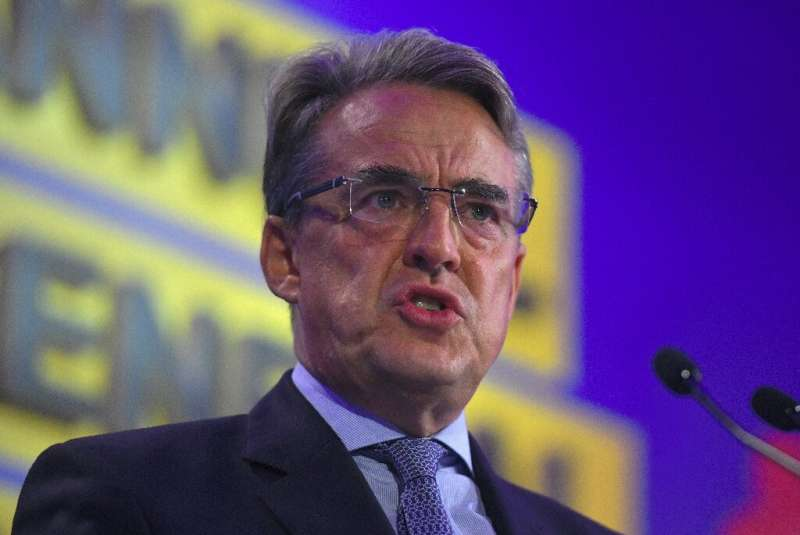 Alexandre de Juniac, who used to run Air France, leads the airline industry's trade association IATA