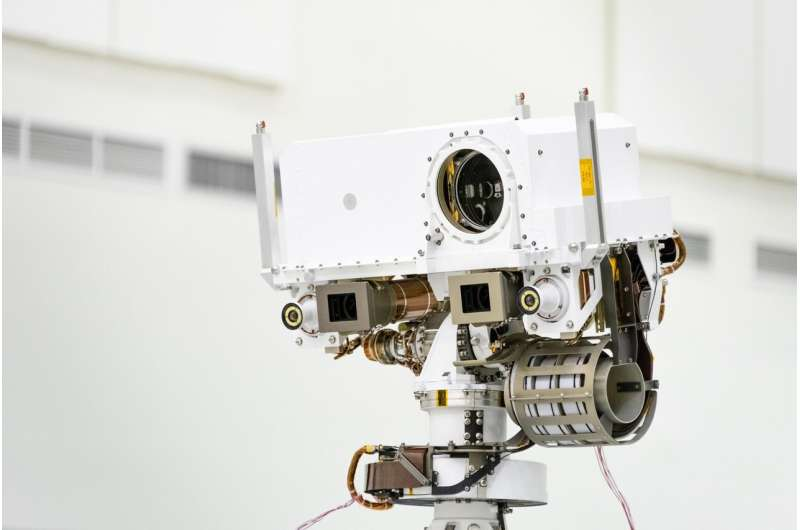 All About the Laser (and Microphone) Atop Mars 2020, NASA's Next Rover
