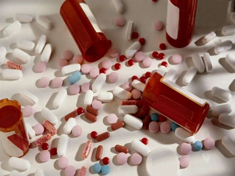 All-drug overdoses rising in children aged 0 to 10, 11 to 14