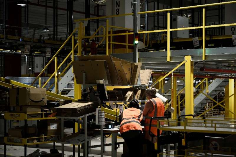 Amazon spent years investing heavily in warehouses, distribution and delivery, often to the chagrin of Wall Street investors eag