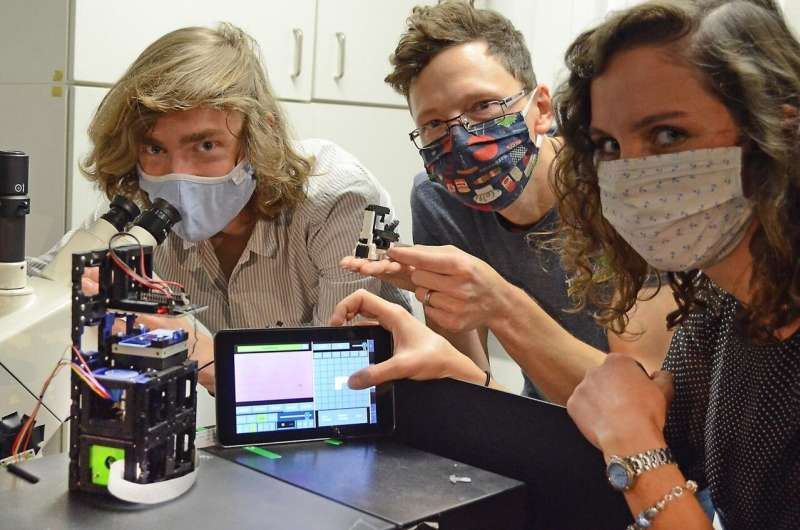 A microscope for everyone: Jena researchers develop open-source optical toolbox