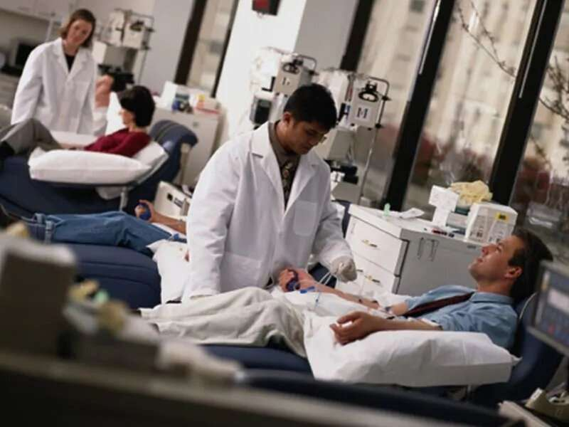 Amid COVID-19 crisis, blood donor restrictions eased