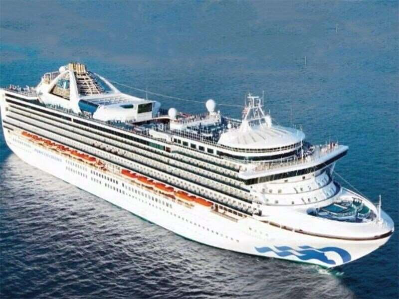 Amid COVID-19 outbreak, state dept cautions against travel by cruise ship