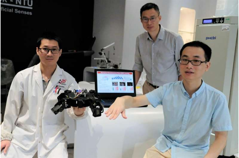 NTU Singapore scientists develop artificial intelligence system for high precision recognition of hand gestures