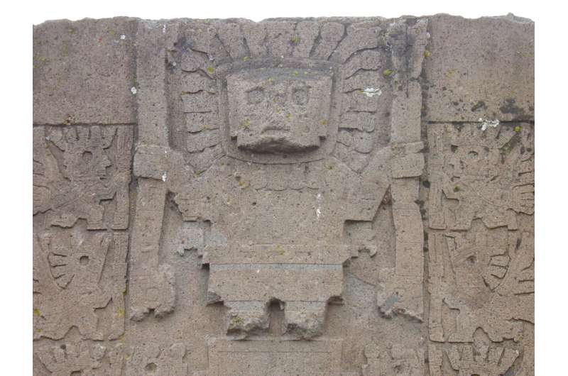 Ancient Andes, analyzed