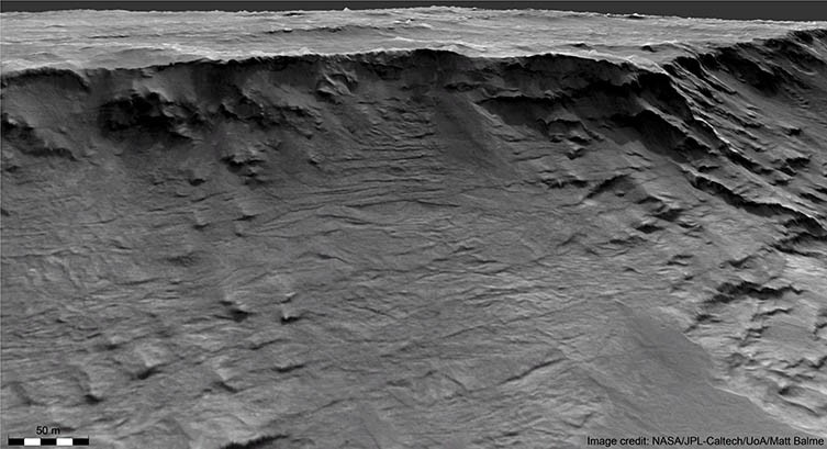 Ancient river systems on Mars seen in unparalleled detail