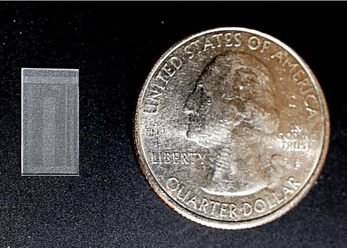 An elusive effect, captured on a chip, that promises new technologies