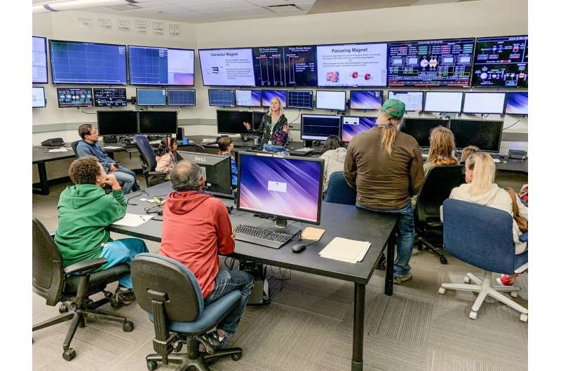 A new machine learning method streamlines particle accelerator operations
