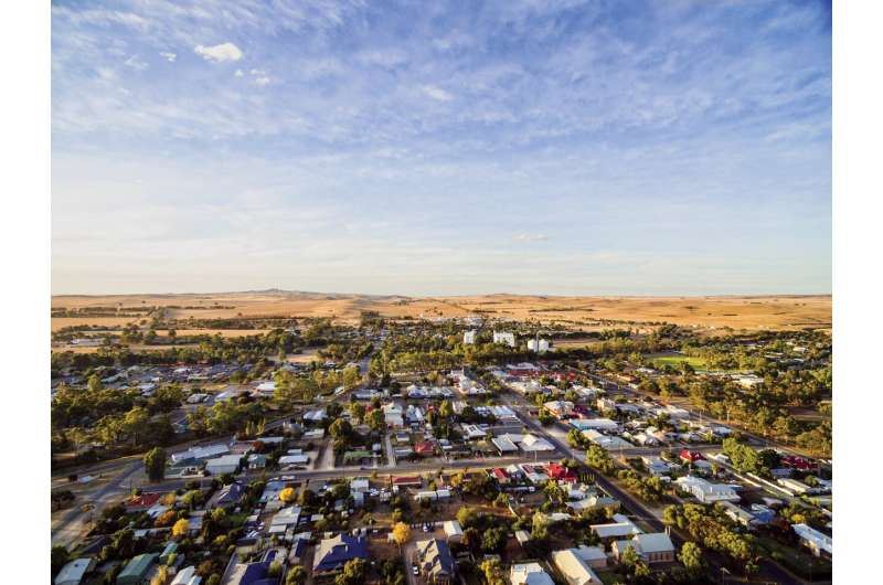 A new measure of disaster resilience for Australian communities