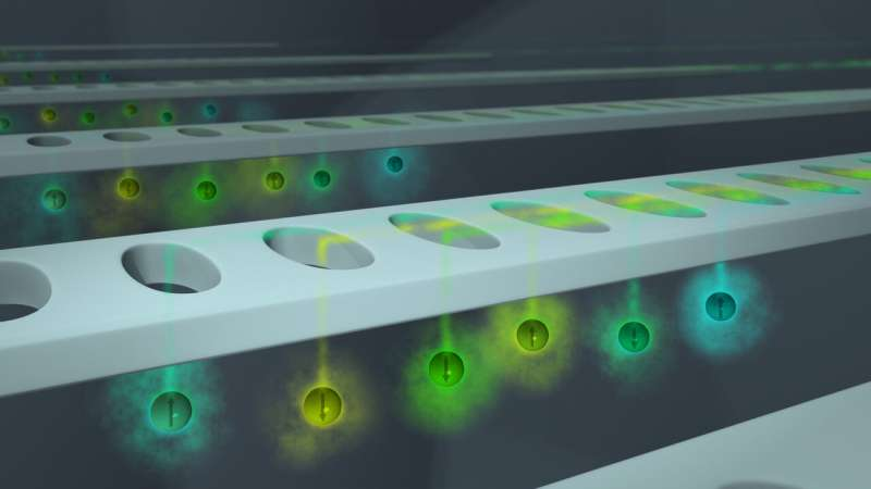 A new spin on atoms gives scientists a closer look at quantum weirdness
