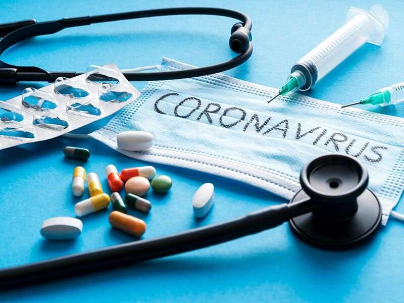Antiviral drugs have no effect on mortality in COVID-19