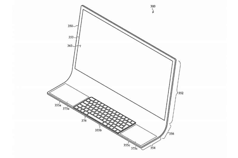 Apple patent talk: Sheet of glass computer, finger wearables