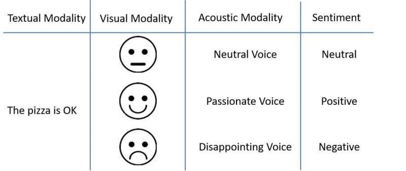 A quantum-inspired framework for video sentiment analysis
