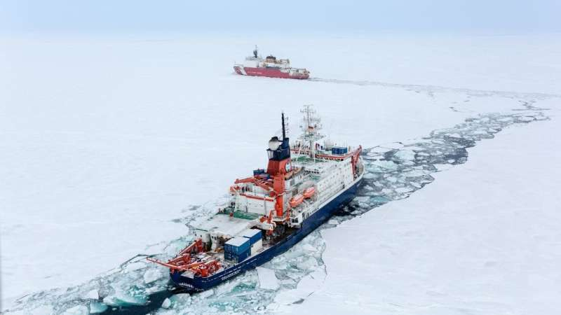 A rapidly changing Arctic
