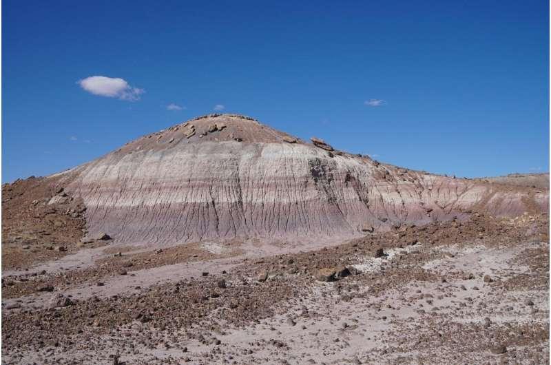 Arizona rock core sheds light on triassic dark ages