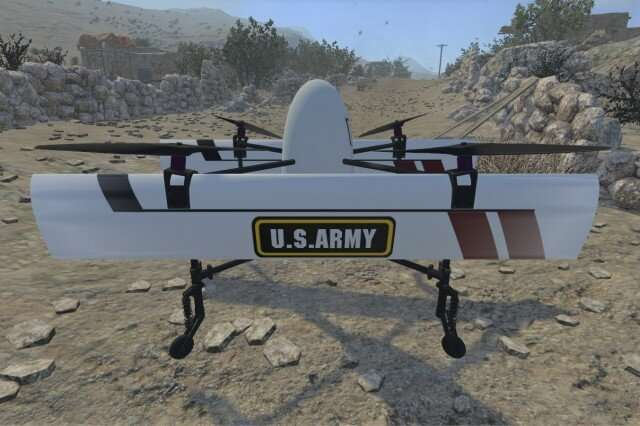 Army looks to improve quadrotor drone performance