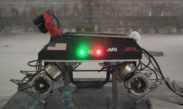 Army strengthens future tech with muscle-bound robots