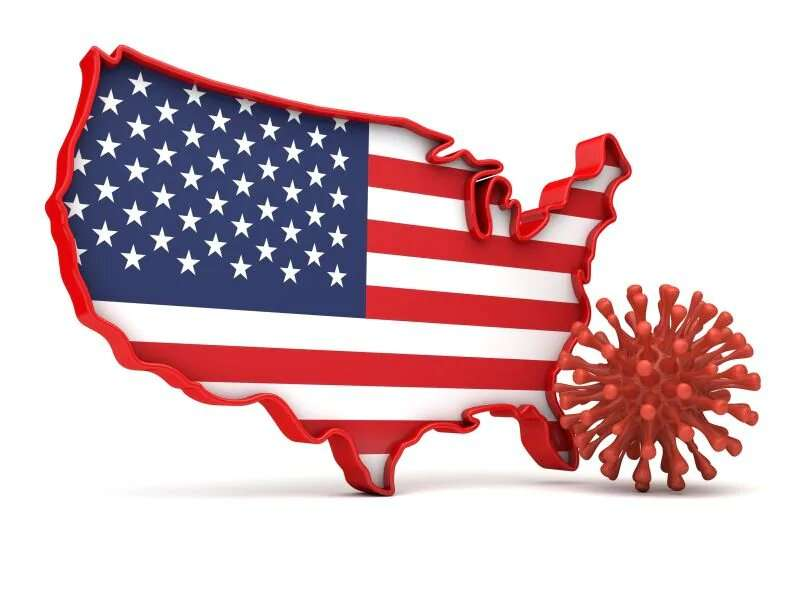 As hard-hit areas of america show slowing in coronavirus cases, other regions see spikes