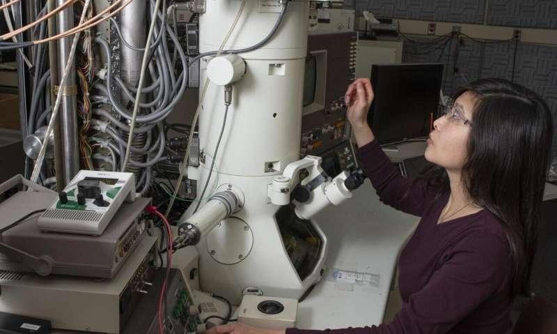 A simple retrofit transforms electron microscopes into high-speed atom-scale cameras