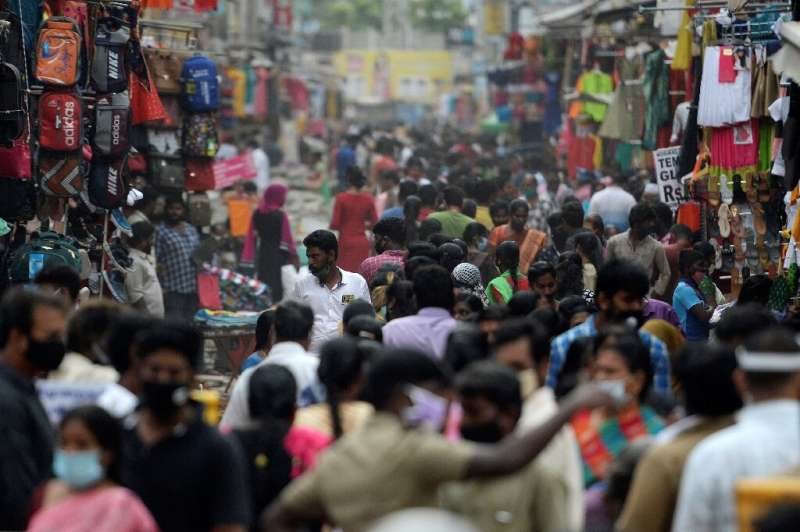 As India enters the October-November festival season, there are fears the number of coronavirus infections will spike