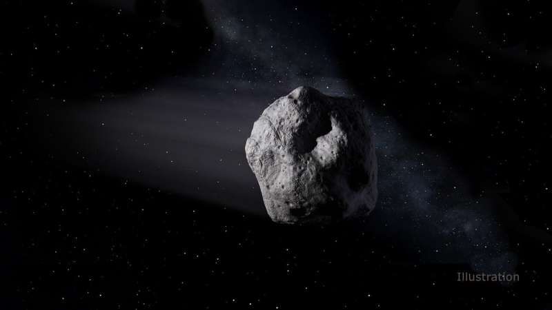 Asteroid 1998 OR2 to safely fly past Earth this week