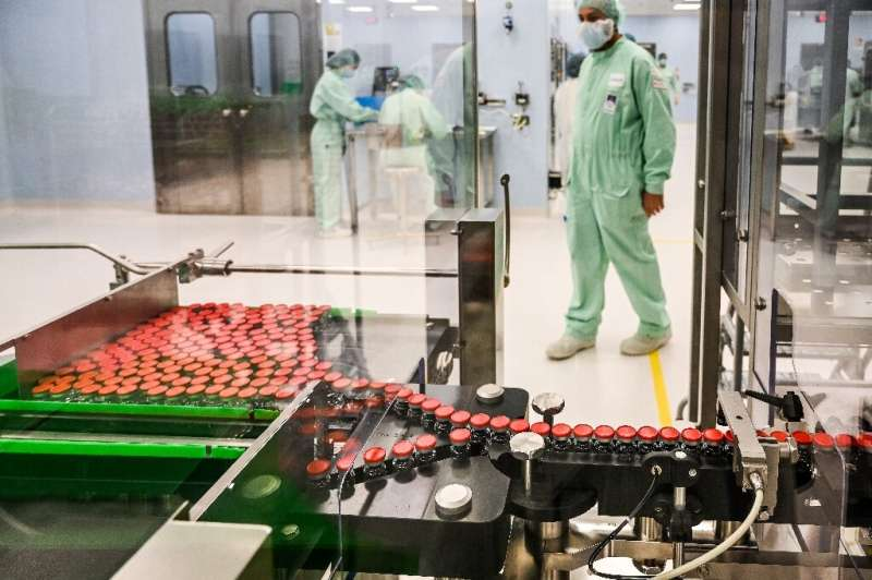 AstraZeneca facilities are already preparing for mass manufacture of its coronavirus vaccine