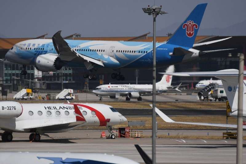 At least eight Chinese carriers have so farlaunched deals