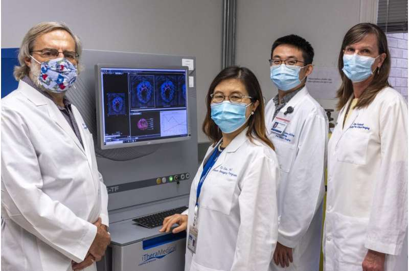 Attacking tumors from the inside