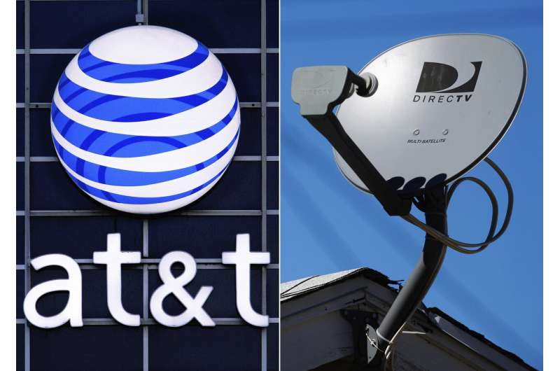 AT&T launches new online TV service as video customers fall