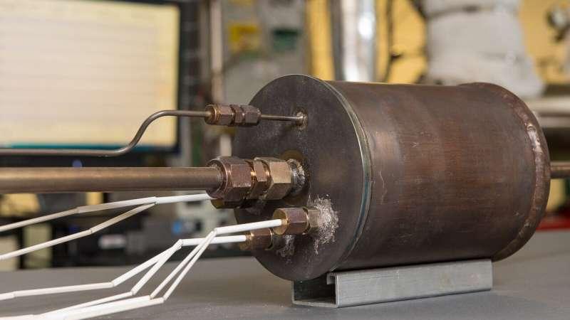 A unique heat storage technology gathers steam