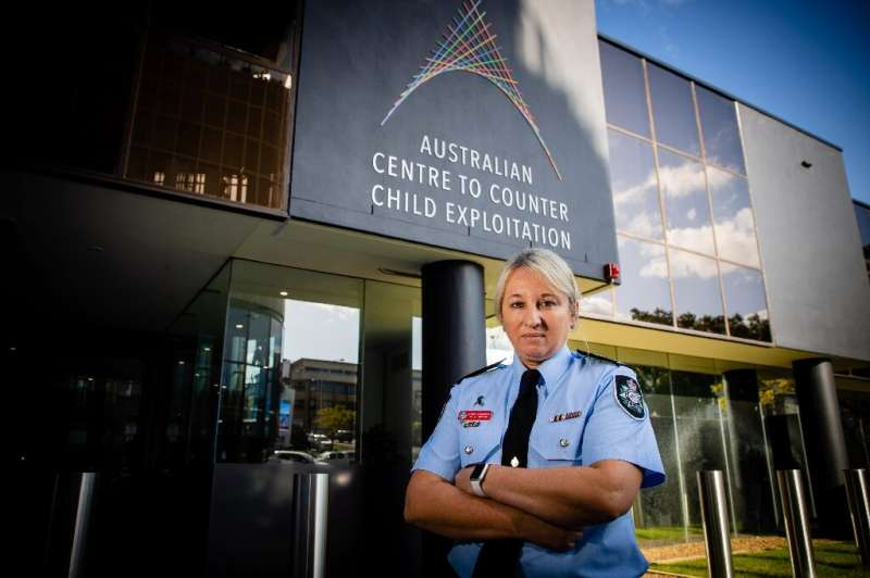 Australian Federal Police detective superintendent Paula Hudson has said there has been a spike in online child abuse due to loc