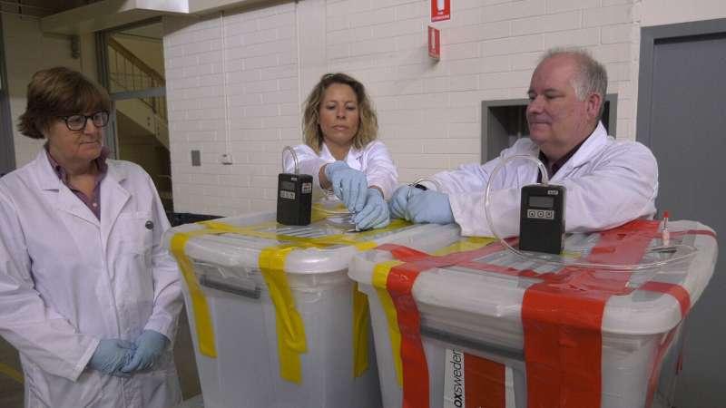 Australians unknowingly inhaling methamphetamine in former home labs