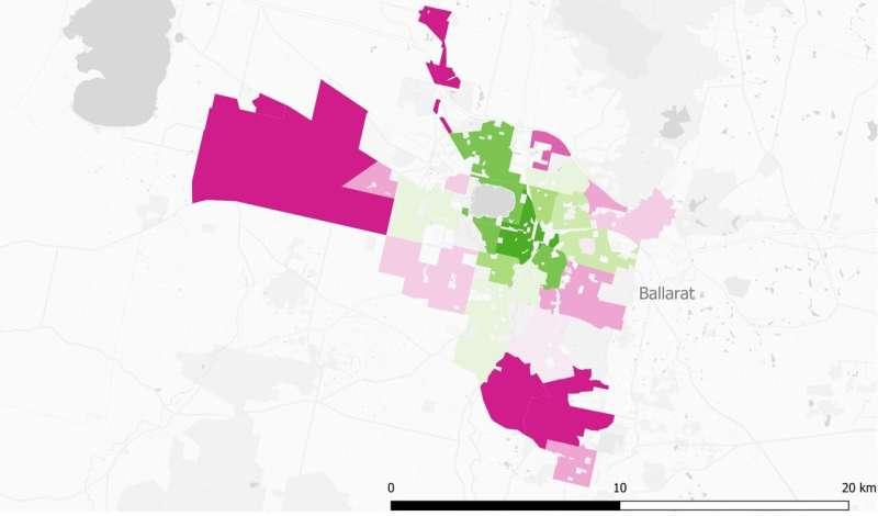 Australia's most liveable regional cities revealed