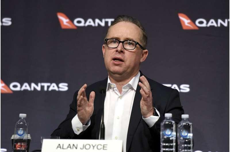 Australia's Qantas airline to cut 6,000 jobs as virus hits