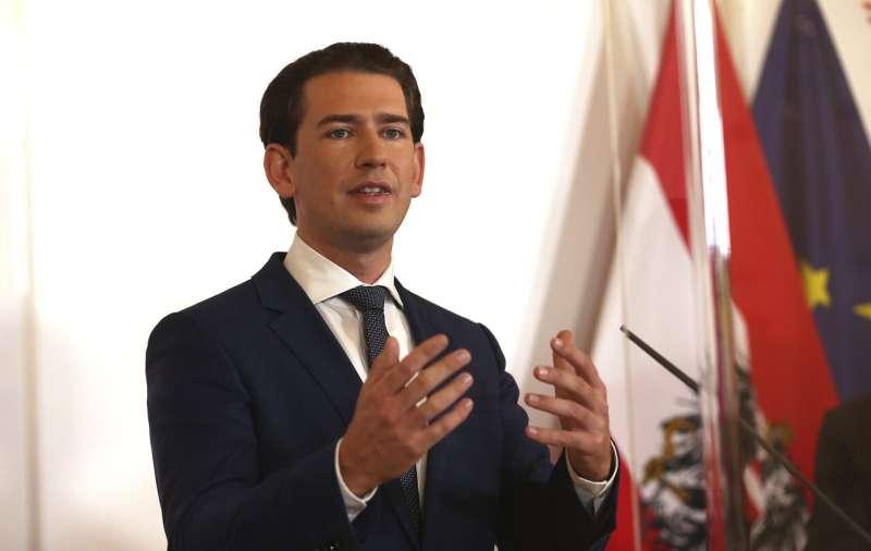 Austria announces 4-week partial lockdown starting Tuesday